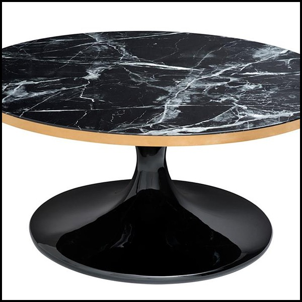 table basse avec plateau en verre tremp fum et base en acier inoxidable 145 waterflor. Black Bedroom Furniture Sets. Home Design Ideas