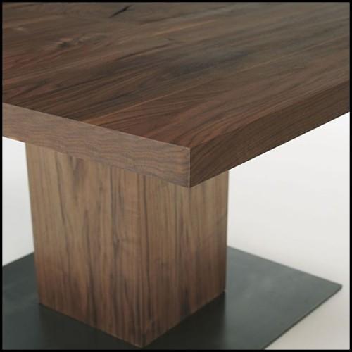 Day Bed avec structure en acier inoxidable 304 brossé et tonnelle en tissu sunbrella blanc 70-Belle Nature
