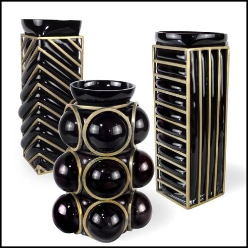Lampadaire en chêne naturel et abat-jour en PVC blanc 70-Snoopy