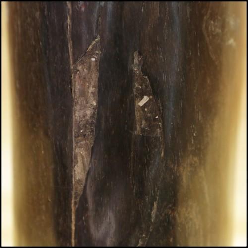 Coupe en verre soufflé bouche fabrication artisanale 70-Bella