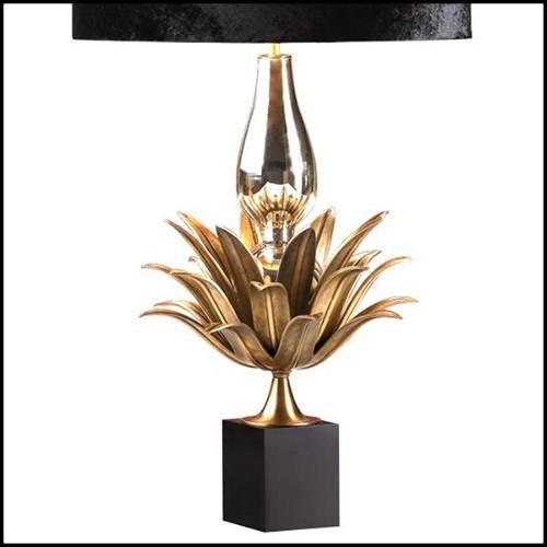 Miroir en bois de gmélina et miroirs 70-Hana Art