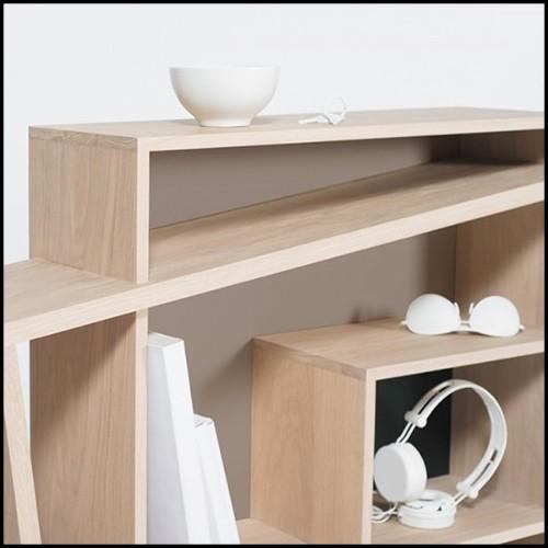 Objet Décoratif Bougeoir en verre cristal 70-Diamante