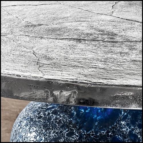 Envolées de Papillons Morphos du Pérou sous boîte en verre Carrée PC-Morphos Framework