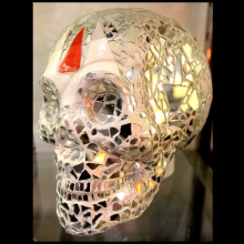 Sculpture Artist proof limited edition 08-Skull Sâdhu-16 Vanity