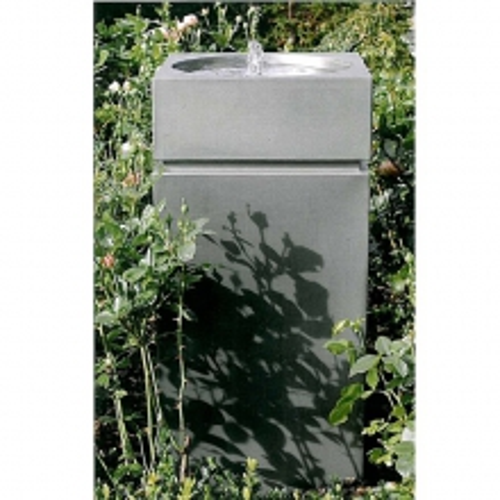 Fontaine 07-Batistero grande zinc