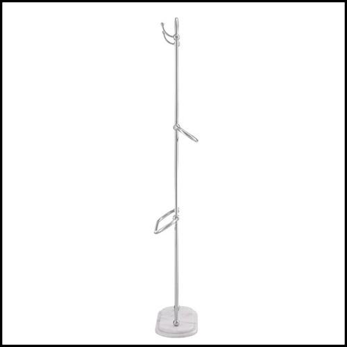 Table brico en bois massif avec plateau composé par deux morceaux de tronc de bois 154-Brico