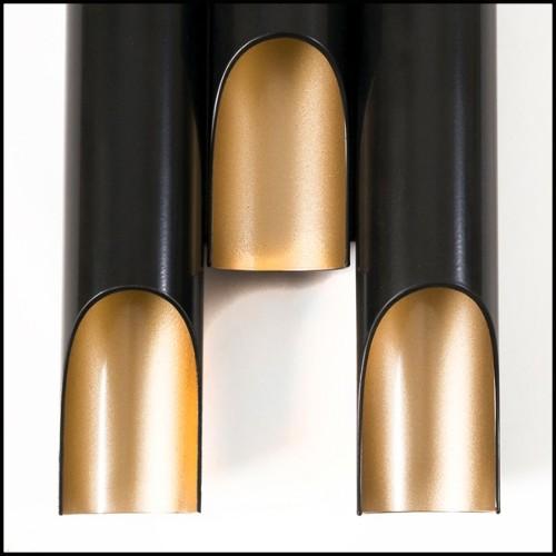 Lit Mini Van pour chambre d'enfant en fibre de verre et bois de palissandre PC-Bun Van