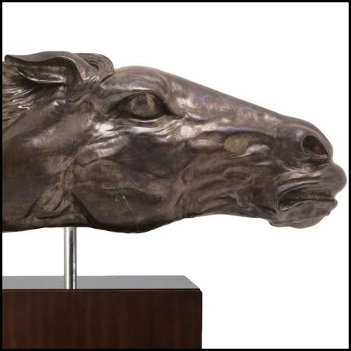 Fauteuil pour chambre d'enfant en fibres de verre et en bois PC-Rocky Rocket
