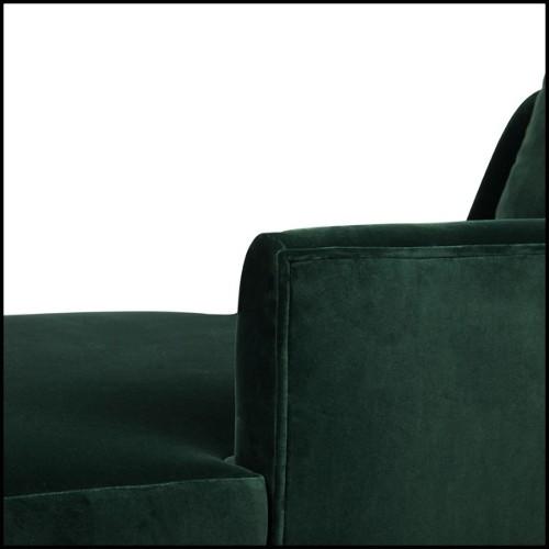 Cabinet ou buffet style baroque avec une base sculptée en acajou 145-Queen