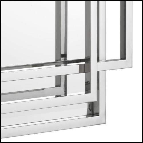Miroir sérigraphié avec décoration noire ou blanche 30-Silk Screen