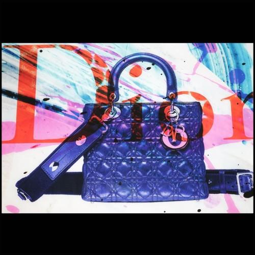Console avec structure en acajou massif peinte à la main à la feuille d'or 145-Gold Frame