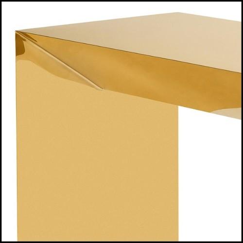 Set de trois vases en céramique couleur noir et blanche finition graphique argenté 24-Gambetta set of 3
