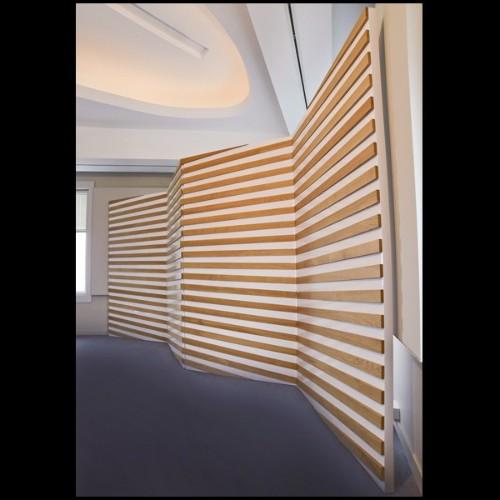 Lampe à poser en laiton poli avec 2 feuilles de Ginko Biloba 24-Las Palmas