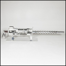 Arme factice de démonstration Machine Gun Browning PC-Browning Caliber 30