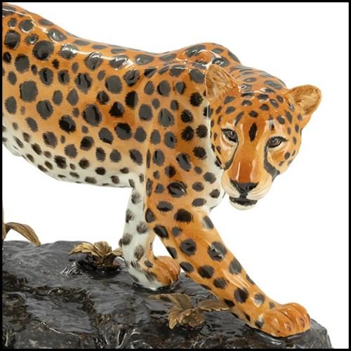 Set de deux Dés en verre cristal 24-Dice