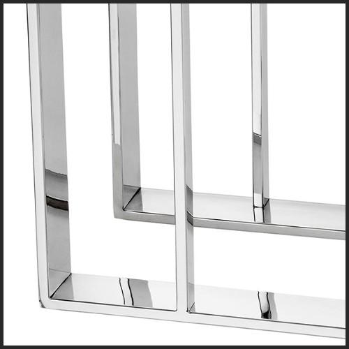 Maquette de l'avion Trimoteur Ford fabriqué à la main en aluminium 113-Ford Trimotor
