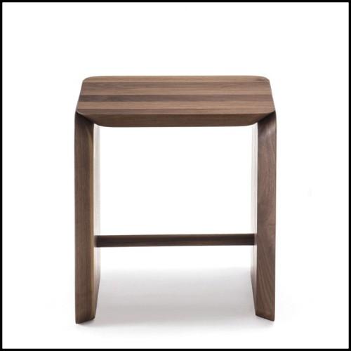 Sculpture de trois singes en laiton finition vintage sur socle 38-Monkeys