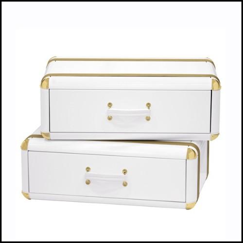 Horloge avec 4 otptions d'horaires PC-Square Wall Clock