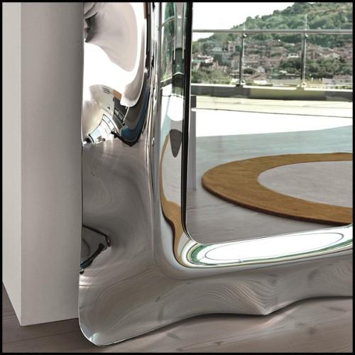 Set de deux serres-livres en Cristal 24-Blocks Crystal