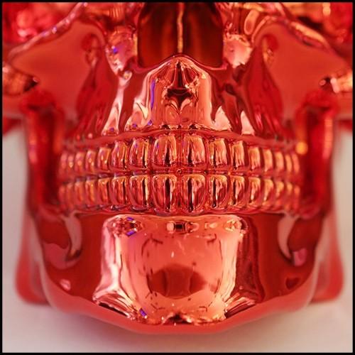 Vase noir et argent Emaux de Longwy fabriqué en France PC-Labyrinth
