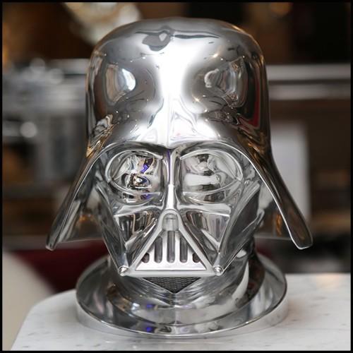 Suspension ou Lanterne en acier finition black avec verre clair 24-Robello