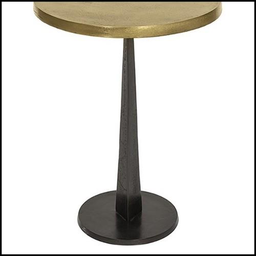 Miroir couvert à la main à la feuille d'argent avec vernis brillant rouge et noir 155-Red Mirror