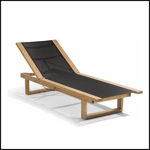Bureau avec structure en chrome et plateau en verre 36-A-FRAME