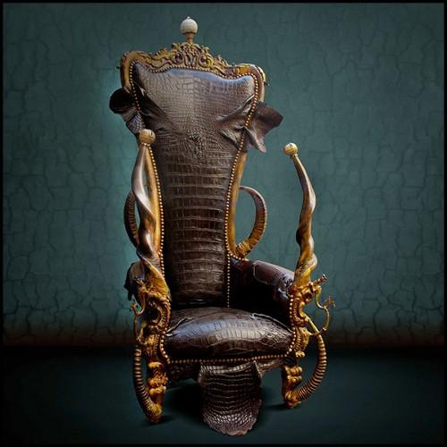 Canapé couvert en tissu granite grey ou tissu pebble grey 24-Cesare