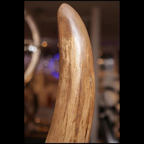 Table d'appoint finition gold antique avec miroirs ronds intégrés et plateau en verre miroir 38-Paon