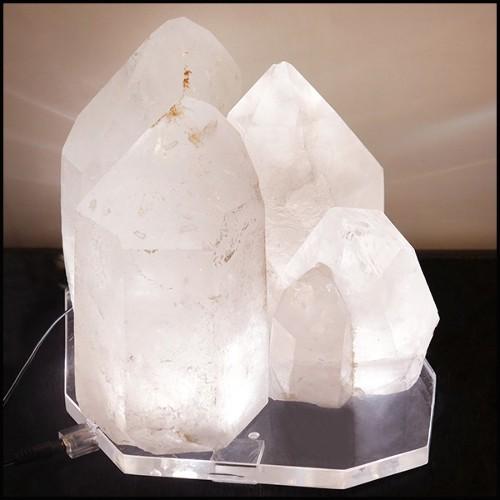 Serres-Livres Set de 2 Column en laiton poli 24-Column Brass