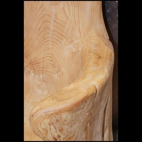 Vase en porcelaine chinoise rouge avec couvercle en porcelaine 24-Arte Coral