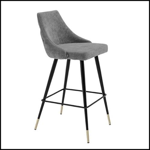 Miroir avec structure en bois massif sculpté à la main finition Argent ou Gold 119-Cadrillo