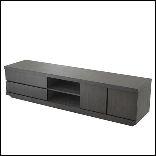 Miroir en bois massif sculpté à la main et avec miroirs en verre 155-Gold Pearl