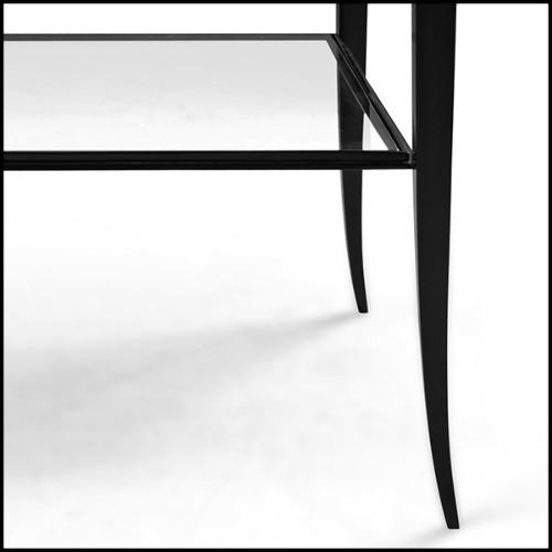 Miroir avec cadre en fer martelé à la main avec miroirs en verres biseautés 38-Three Panels