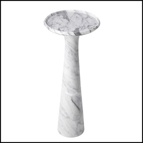 Miroir en bois massif taillé à la main avec tiges finition laqué vert émeraude ou rouge ruby 119-O'Clock
