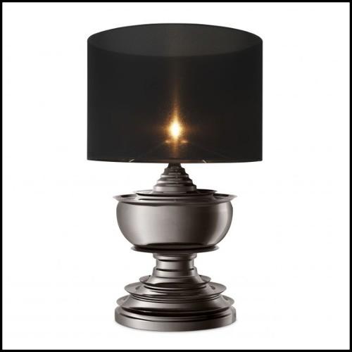 Vase métal et verre soufflé 104-No Limit