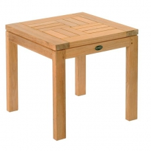 Table basse 46-Croisillon, teck