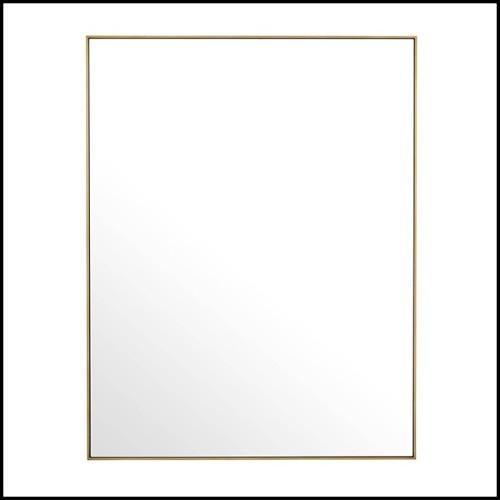 Chaise pivotante avec structure en bois massif et tissu Clarck Grey sur base finition nickel 24-Paloma Office Armchair