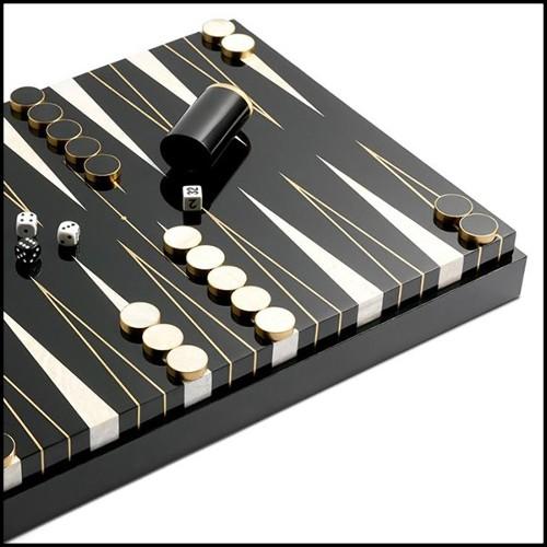 Sculpture d'une jonque en véritables pousses de Bamboo 38-Bamboo's Inches Junk