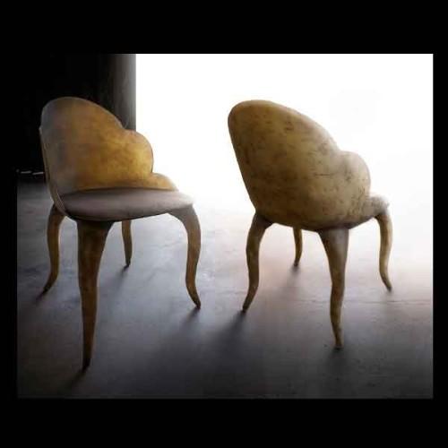 Miroir en acier et inox 107-GAGA