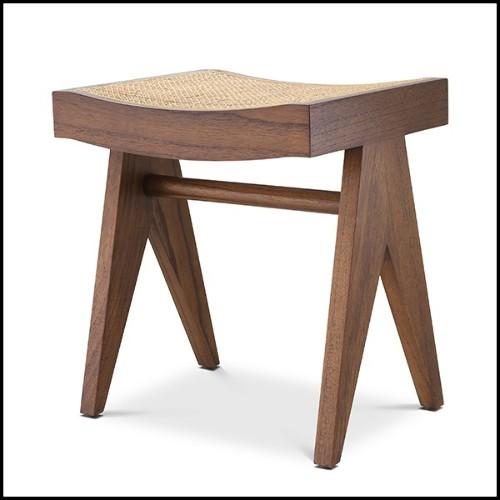 Table d'appoint avec structure en acier inoxydable poli et plateau poli 145-Puddle