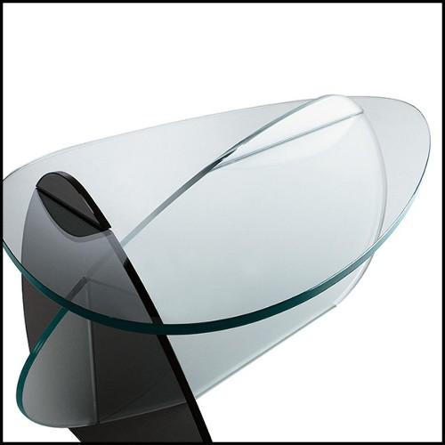 Applique avec structure en acier finition laiton vintage ou nickel 24-Vertige