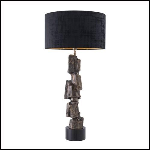 Miroir avec structure en verre miroir 24-Parma