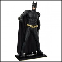 Sculpture life-size Muckle Batman from studio OXMOX PC-Batman Dark