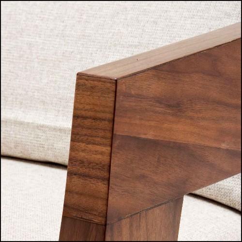 Lounge structure en aluminium 62-CRESCENT