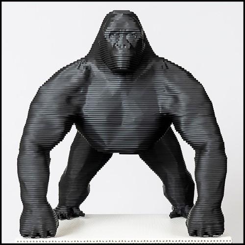 Platter in vintage brass finish 24-Brass Roundy