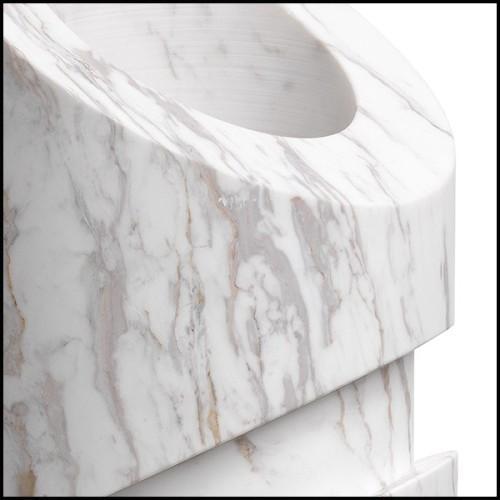 Coupe avec structure finition plaqué argent et grande coquille naturelle brillante 162-Dragon Shell