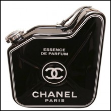 Jerrican art piece PC-Chanel n°5