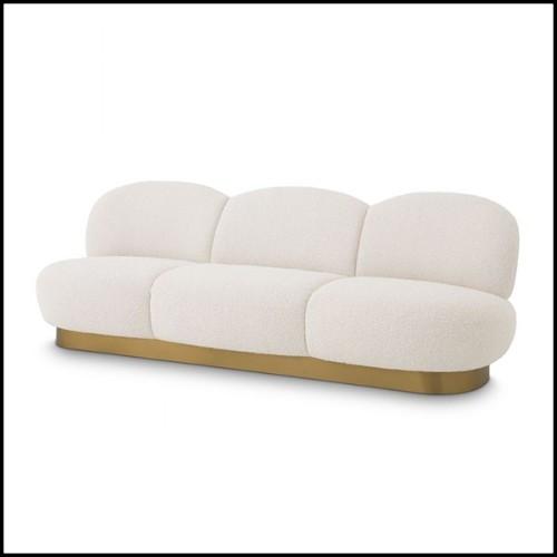 Tabouret en bois de cèdre aromatique naturel et massif 154-Cavity