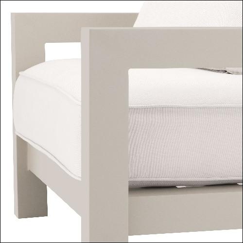 Table d'appoint avec structure en acier inoxydable finition poli ou Gold et plateau en verre clair biseauté 24-Napoli